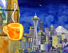 Famous Places to Get Coffee in Seattle