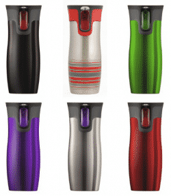 Are Contigo Travel Mugs Dishwasher Safe