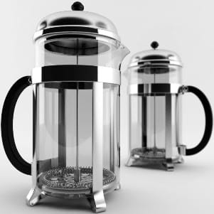 Large French Press Coffee Makers