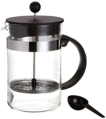 Bodum Bistro Nouveau French Press Coffee Maker, 12 Cup, 51-Ounce
