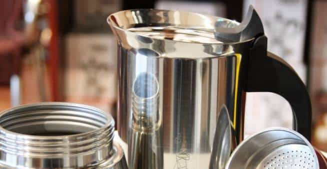 Difference Between Stainless Steel and Aluminum Moka Pots