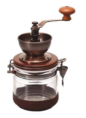 Hario Ceramic Canister Coffee Mill Manual Grinder