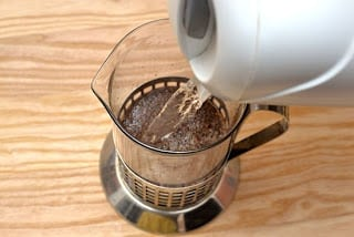 How Hot Should The Water Be In A French Press