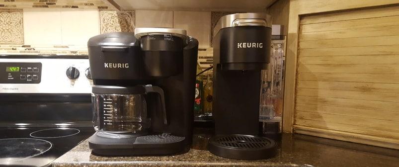 Keurig K-Duo vs K-Duo Plus vs K-Duo Essentials