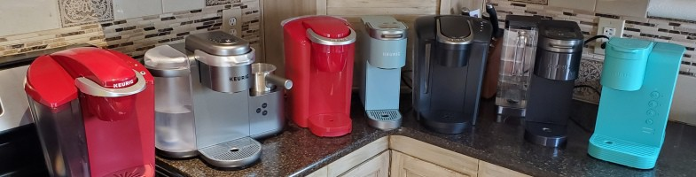 k-cup coffee maker reviews
