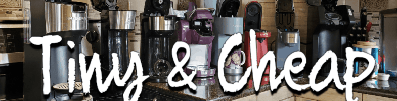 Smallest K-Cup Coffee Makers